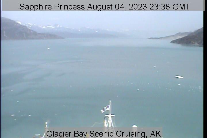 Sapphire Princess webcam
