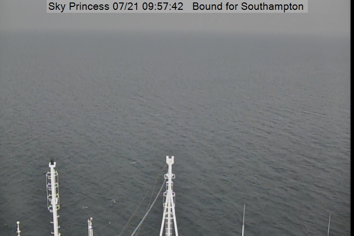 Sky Princess webcam